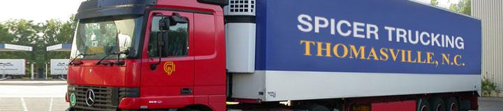 Trailer Truck Lettering