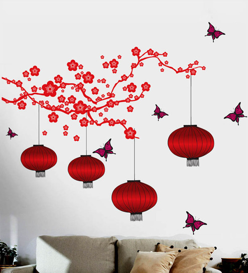 Wall Decor Stickers Pune : Design eye catching wall murals for your interior