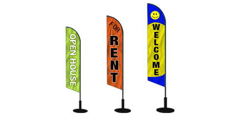 Cheap Blade Flags