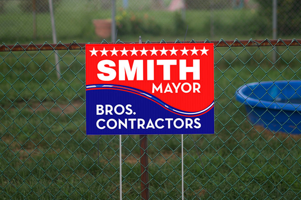 A Guide To Political Yard Signs Best Of Signs Blogs For Banners Printing Tips Services