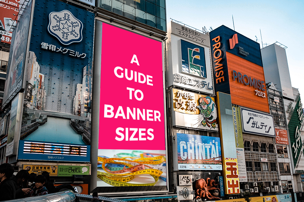 A Guide to Banner Sizes
