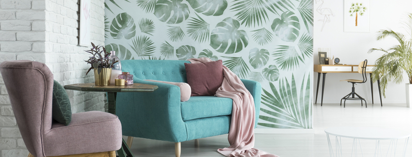 How to Redefine Your Walls This Summer with Wall Murals