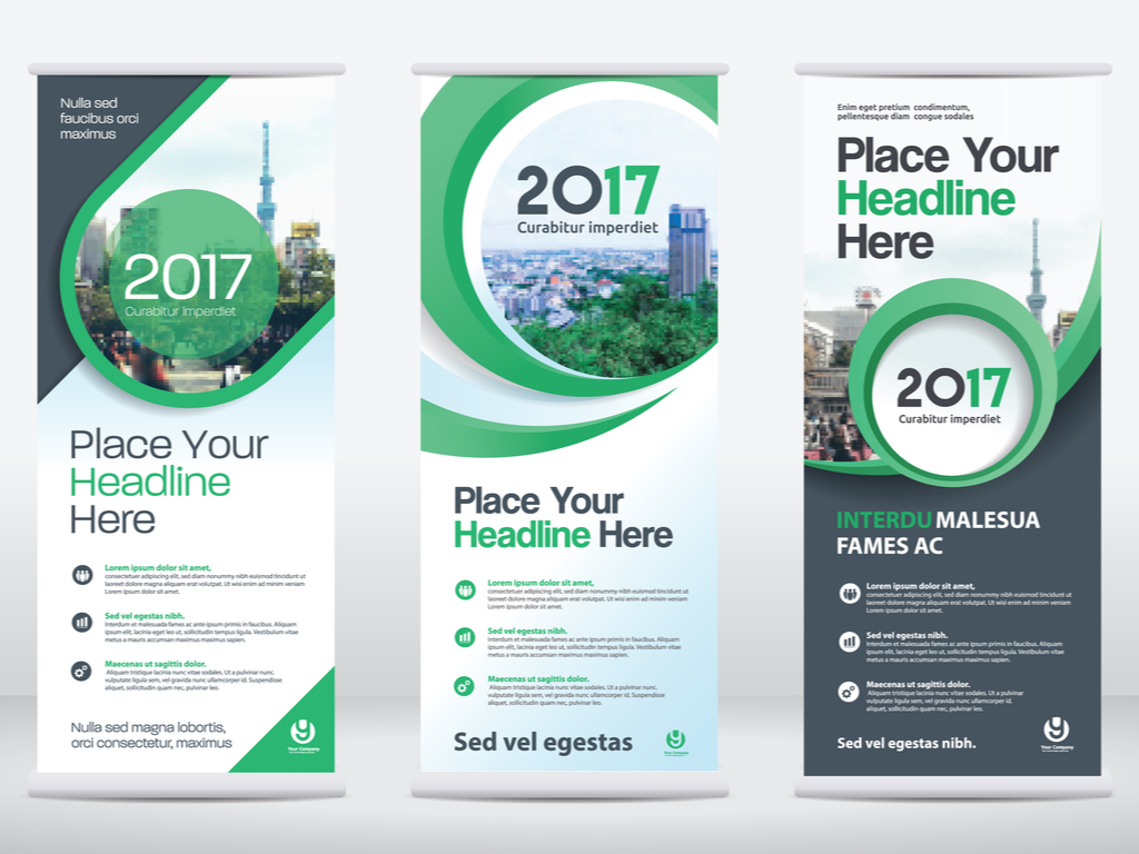 5 Steps for Choosing the Right Banner Stand